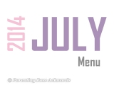 2014 | JulyMenu