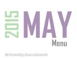 2015 | MayMenu