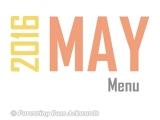 2016 | MayMenu
